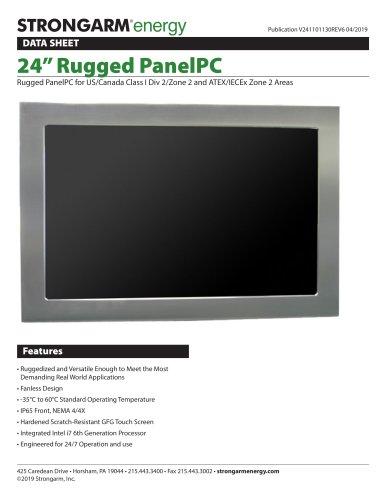 "24"" Rugged PanelPC"