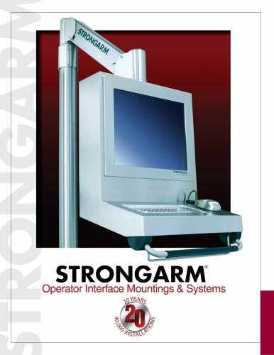 STRONGARM Designs New Full Line Catalogue