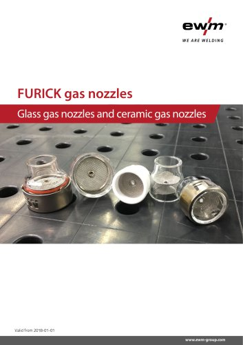 FURICK gas nozzles