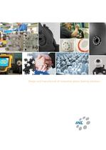 Design and manufacture of innovative plastic bearing solutions