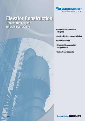 Elevator Construction
