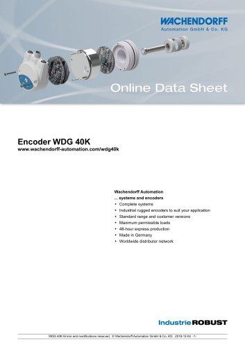 WDG 40K