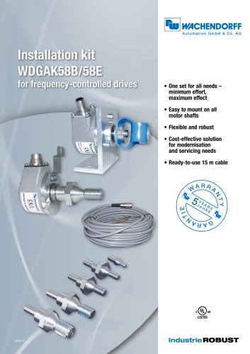 WDGAK58B-58E