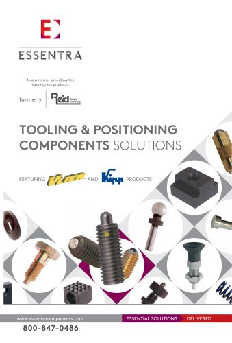 Tooling & Positioning Solutions