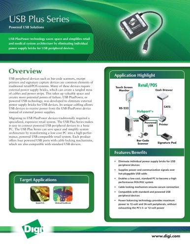 USB Plus Series