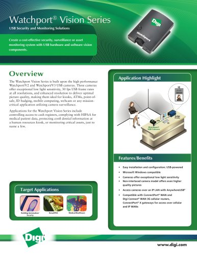Watchport® Vision Series