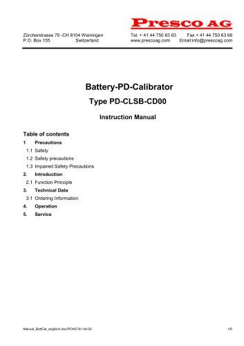 PD – CLSB