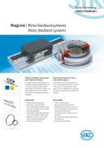MagLine | Motor feedback systems