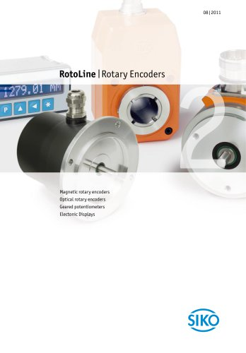 RotoLine   Rotary Encoders