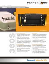 Panasonic PA360S - 1