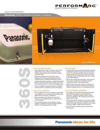 Panasonic PA360S