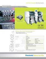 Panasonic Pre-Owned Certified Equipment CM402 - 1