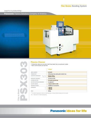 Panasonic PSX307 Plasma Cleaner