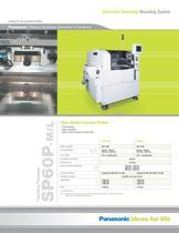 Panasonic SP60 - 1