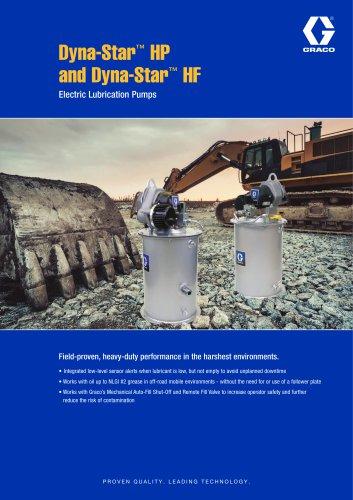 Dyna-Star ™  HP and Dyna-Star ™ HF
