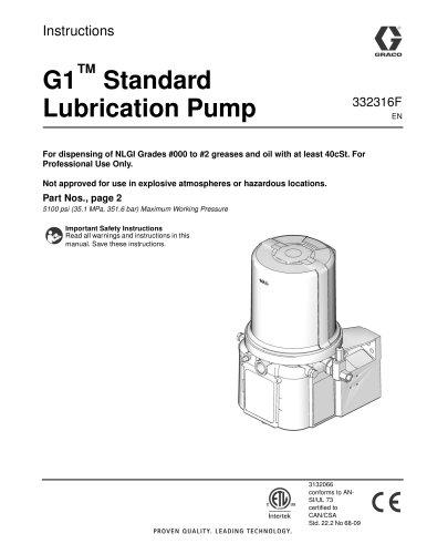 G1 Standard