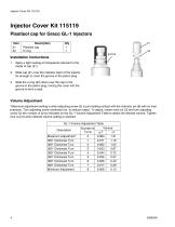 GL-1 Series Grease Injectors - 4