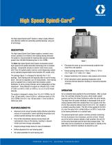 High Speed Spindl-Gard - 1