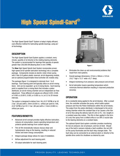 High Speed Spindl-Gard