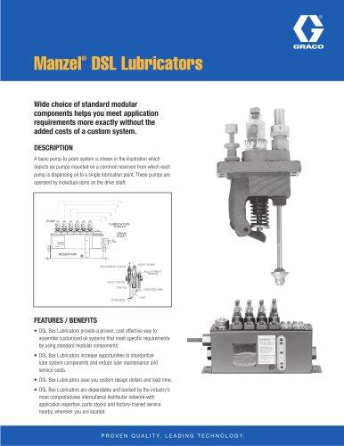 Manzel® DSL Lubricators