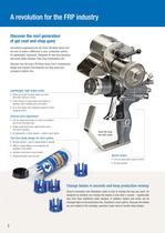 RS Resin Spray Guns - 2
