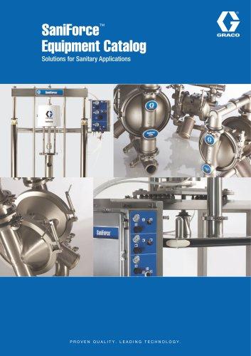 SaniForce Equipment Catalog