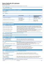 SDSHDOENEU-A, Hydraulic Oil Lubricant - 2