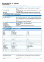SDSHDOENEU-A, Hydraulic Oil Lubricant - 3