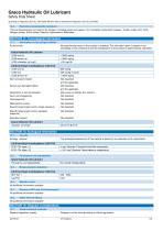 SDSHDOENEU-A, Hydraulic Oil Lubricant - 5