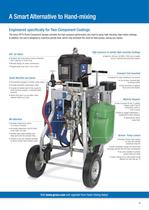 XP70 plural component sprayer for protective coatings - 3