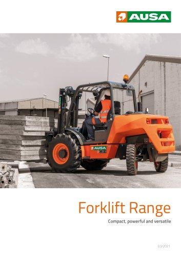 Forklift Range