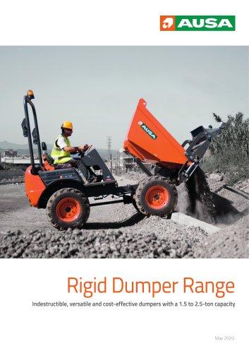 Rigid Dumper Range