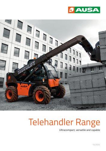 Telehandler Range