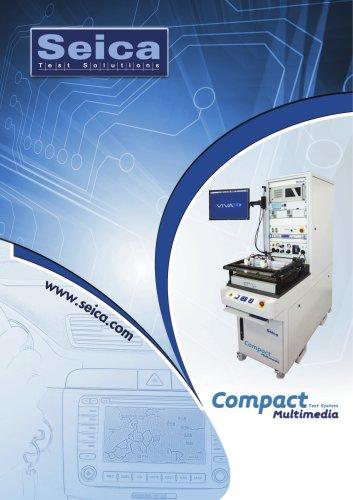 Compact Multimedia Brochure