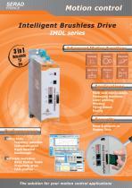 Brushless Drives IMDL Series