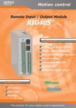 CANopen modules - 1