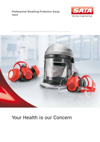 Professional Breathing Protection Equipment