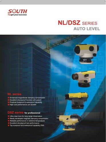 AUTO LEVEL SOUTH NL/DSZ SERIES DSZ2/DSZ3/NL-G style/NL-C32