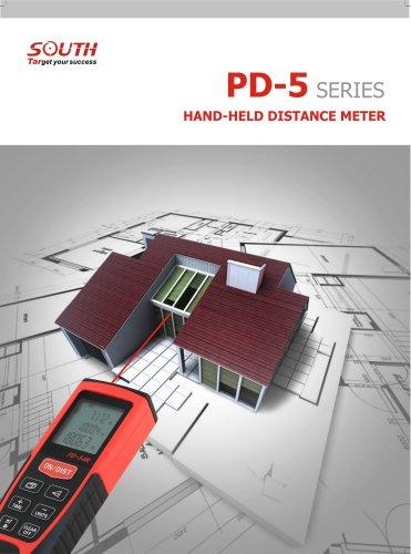 Hand-held Distance Meter SOUTH PD-5series PD-53N/PD-54N/PD-56N/PD-58N/PD-520N