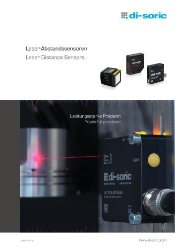 Laser Distance sensors