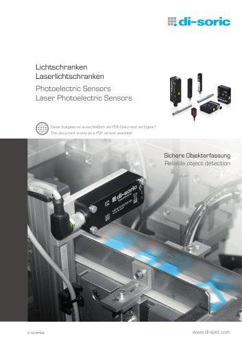 Photoelectric sensors – Laser Photoelectric Sensors