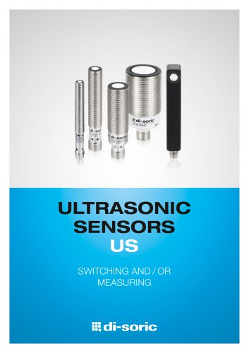 ULTRASONIC SENSORS US