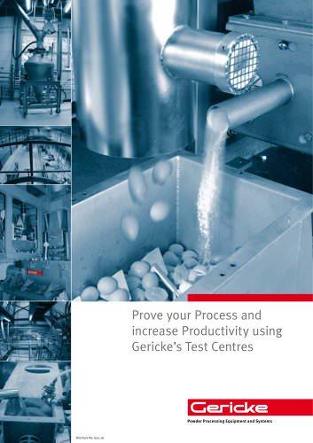 Gericke Test Centres