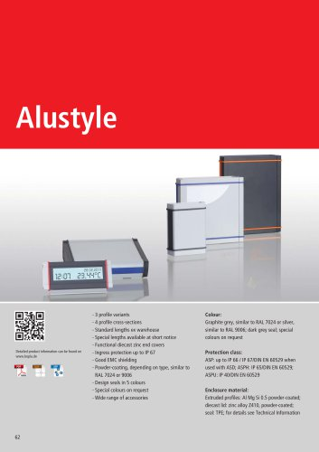 Alustyle