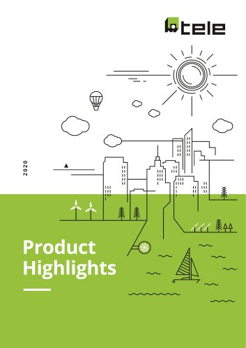 Product Highlights Worldwide 2020