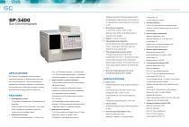 Gas Chromatograph SP-3400