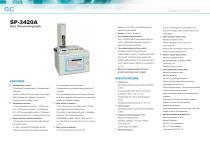 Gas Chromatography SP-3420A