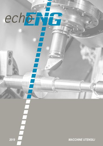 CATALOGUE echoENG Machine Tools