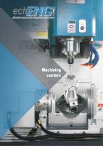 Catalogue echoENG Machining Centers