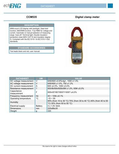 CCM535